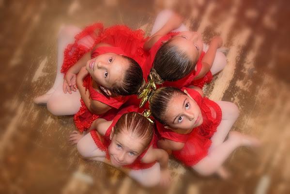 Ballerine di Domenico Cippitelli