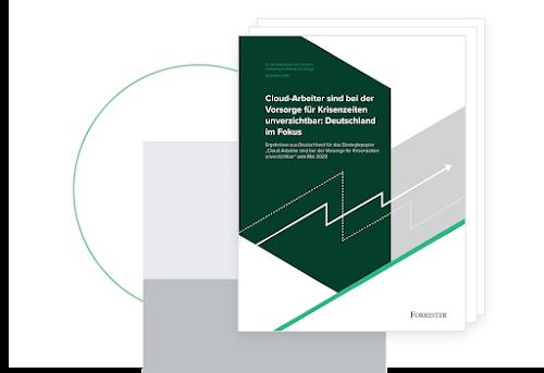Laut Forrester-Studie sind Unternehmen, die cloudbasiert arbeiten, auch für Krisen gewappnet