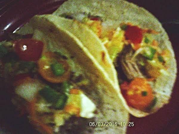 Escabeche Pulled Pork Tacos With Loco Orange Slaw Recipe