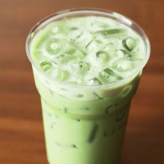 Copycat Starbucks Green Tea Latte Recipe