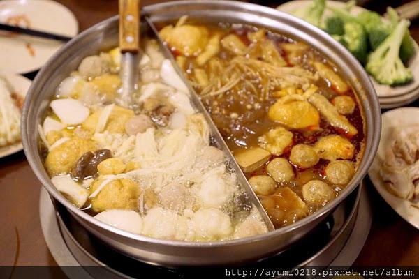 李記吃香喝辣麻辣鴛鴦火鍋-原齊味麻辣火鍋(蘆洲店)
