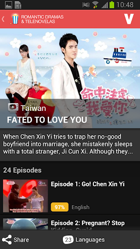Asian Drama and Telenovela screenshot 3