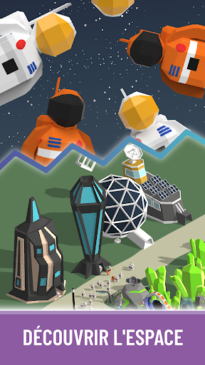 Code Triche Space Colony: Idle apk mod screenshots 1