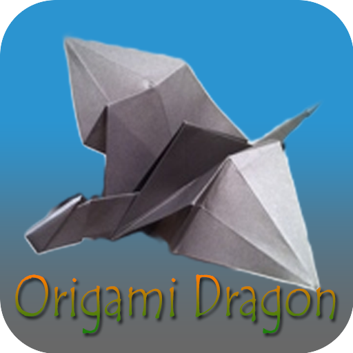 How to make an Origami Dragon-Origami Dragon Instructions | 512x512