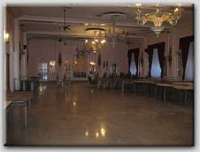 Photo: Former Logan Room, Penn Alto Hotel, Altoona, PA.  Photo by Scott Cessna.