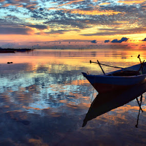 pkencana sunrise by Pras Manan - Landscapes Sunsets & Sunrises