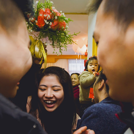 Wedding photographer Shawn Liu (shawn). Photo of 25.01.2018