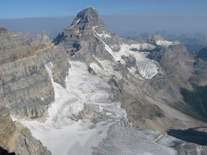 Photo: The million dollar view of Mt. Assiniboine.