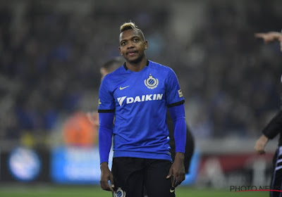 José Izquierdo (Club Brugge) is op zijn 24ste nog steeds geen international