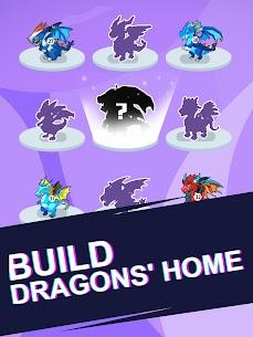 Merge Dragons – Idle Games 4