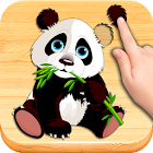 Kids Puzzles, Funny Animals #2 (full game) icon