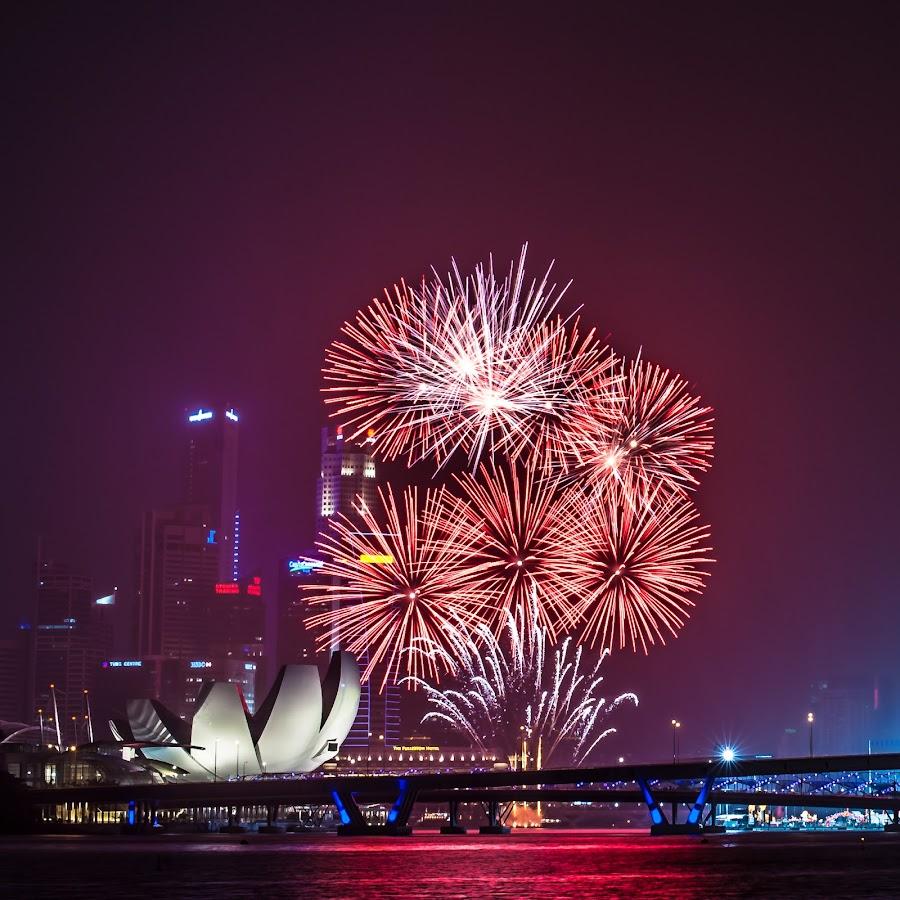 Singapore Lunar Celebration by Edward Adios - Landscapes Travel