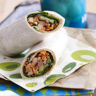 Chicken Tandoori Wraps.