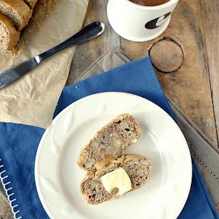 Paleo Banana Bread (Dairy-Free, GF + Refined Sugar Free).
