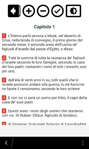 Bibbia in italiano Rivedutta