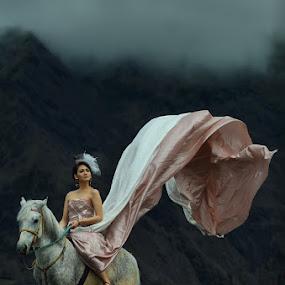 by Endah Dian - Animals Horses