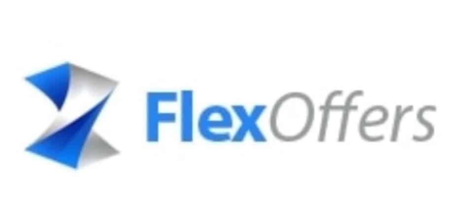 flex предлагает логотип