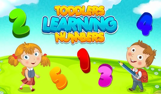 Toddlers Learning Numbers- screenshot thumbnail