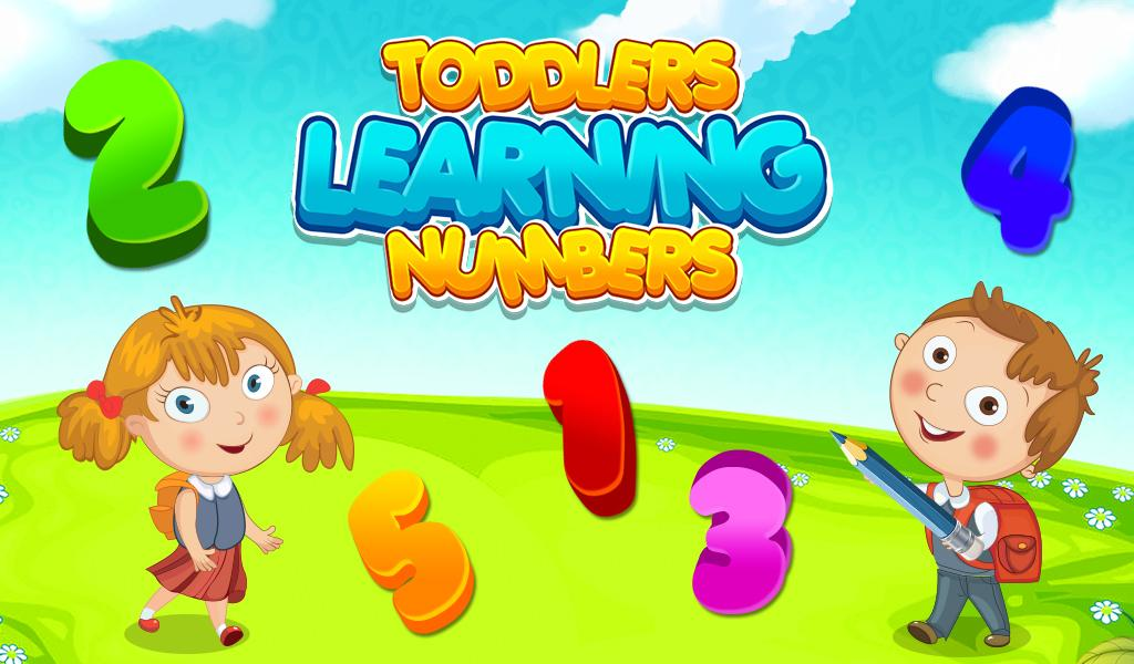 Toddlers Learning Numbers- screenshot