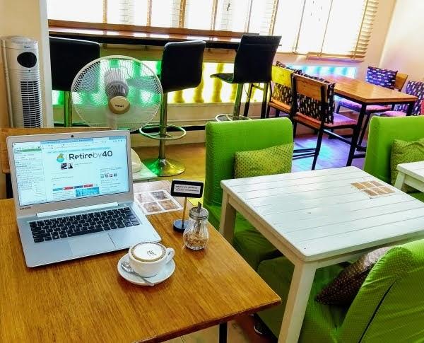 चियांग माई कॉफी शॉप