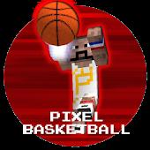 Pixel Basketball - Flick Ball