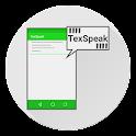 TexSpeak - Simple TTS Output icon