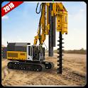 New Construction Simulator Game: Crane Sim 3D icon