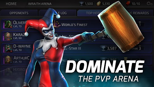 DC Legends MOD 1.20 (Unlimited Money) Apk 5