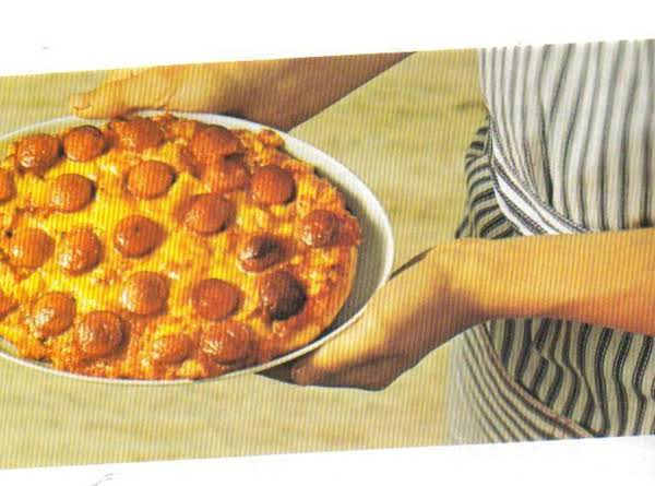 Polka Dot Pizzas - Original 1975 Recipe