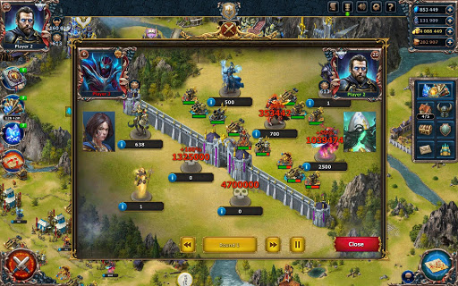 CITADELS ud83cudff0  Medieval War Strategy with PVP screenshots 22