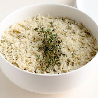 Herb Rice Recipe