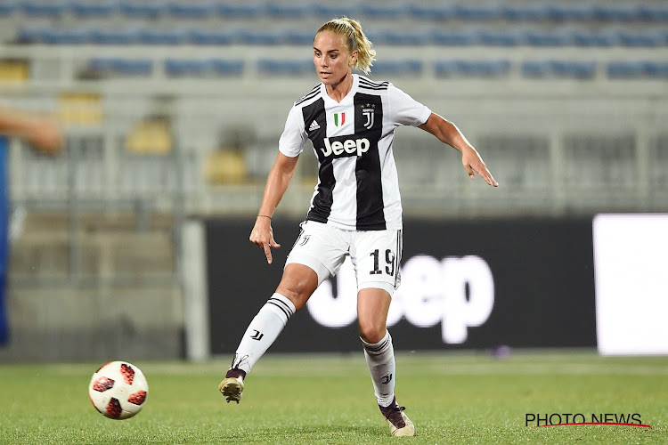 """Ex-speelster haalt uit naar 'gevangenis' Juventus: """"Verboden over verkrachtingszaak van Ronaldo te praten"""""""