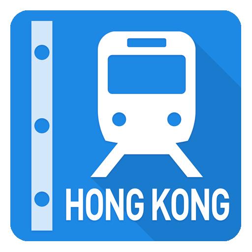 交通运输の홍콩 철도노선도 - 구룡・신계・홍콩섬 LOGO-記事Game
