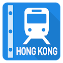 Hong Kong Rail Map - MTR/Tram icon