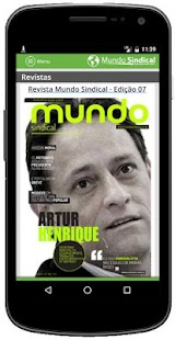 Mundo Sindical- screenshot thumbnail