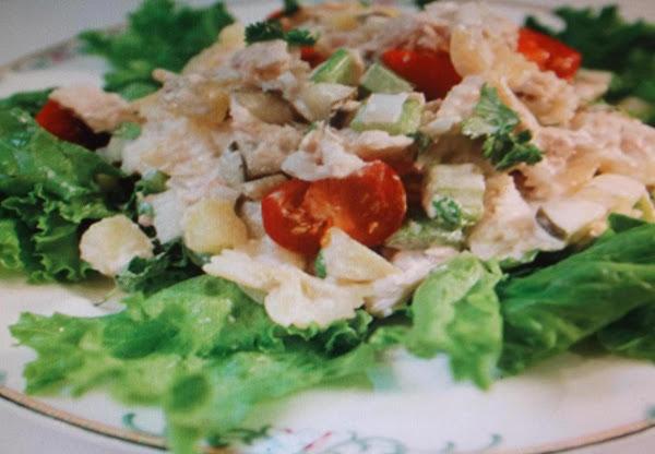Tuna Potato Salad Recipe