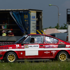 by Pavel Vrba - Sports & Fitness Motorsports ( cars, race, rally show, rally )