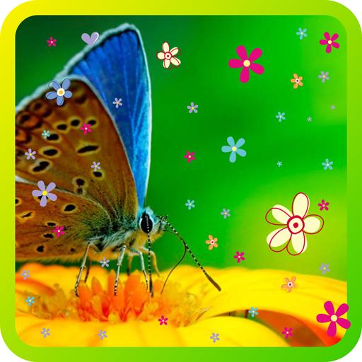 Butterfly Best live wallpaper 個人化 App LOGO-硬是要APP