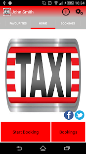Streamline Taxis Kent- screenshot thumbnail
