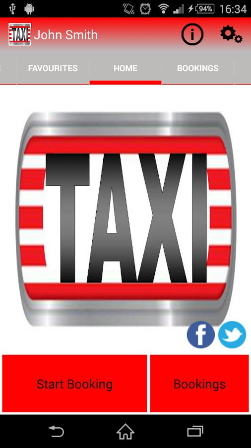 Streamline Taxis Kent- screenshot