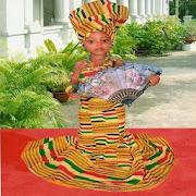 All Ghanaian Kids Fashion.