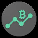 Crypto Ticker - Live coin rates icon
