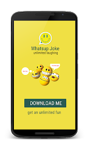 Whatsup Jokes screenshot 0