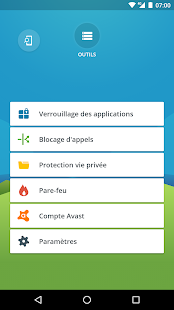 Avast Security & Antivirus – Vignette de la capture d'écran