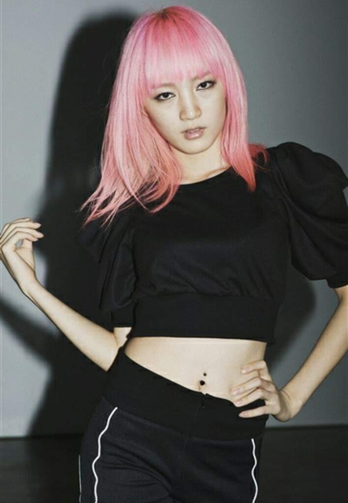 short pink 34