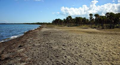 Photo: Your basic beach.