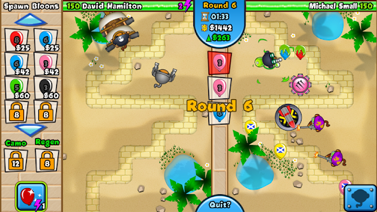 Bloons TD Battles- screenshot thumbnail