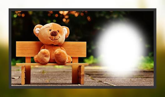 Teddy Bear Photo Frame - Apps on Google Play