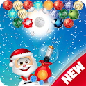 Bubble Shooter Christmas Blast icon