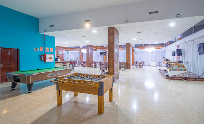 EL HOTEL - Zona recreativa